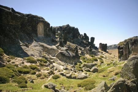 Senhora da Serra da Estrela chapel, Portugal
