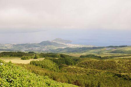 Rural Landscape of Faial island, Azores