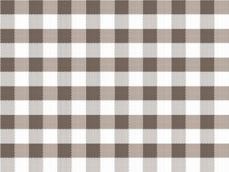 Brown table clotch seamless fabric pattern photo