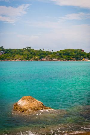 Coast of Koh Phangan island, Thailand