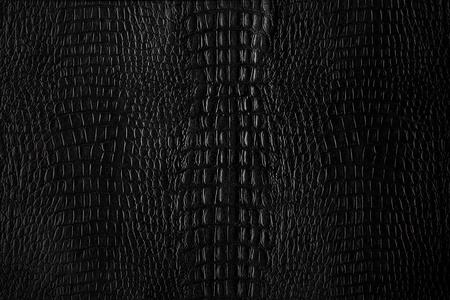 Crocodile skin texture background  photo