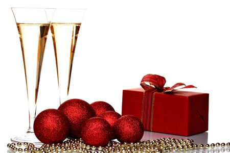 Christmas and new year celebration photo