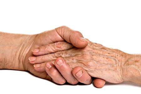 couple amoureux: Couple Senior Banque d'images