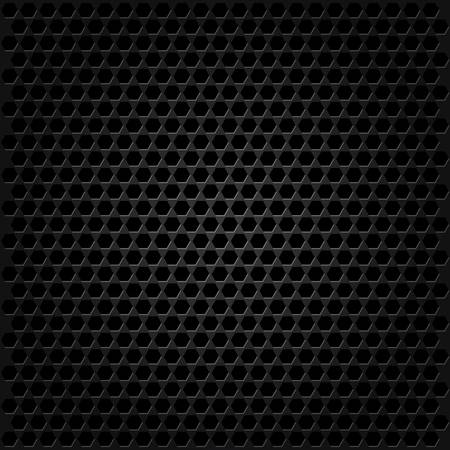 Abstract metallic background, vector illustration Stock Vector - 16916337