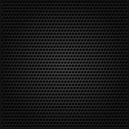metal grid: Abstract metallic background, vector illustration