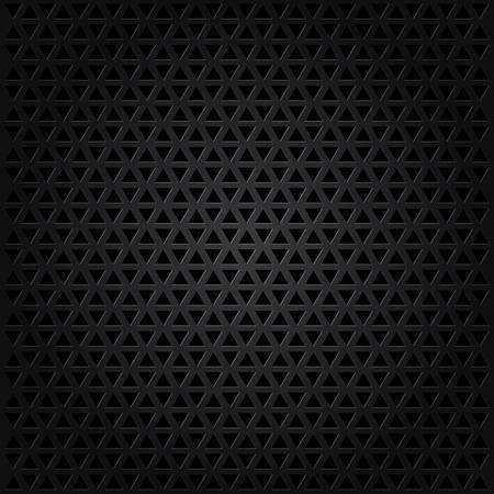 Abstract metallic background, vector illustration Stock Vector - 17042727
