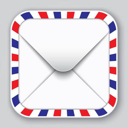 Message app icon Vector