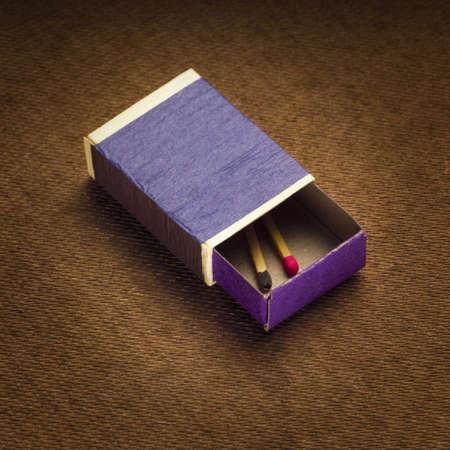 matchbox: Matchbox and last match