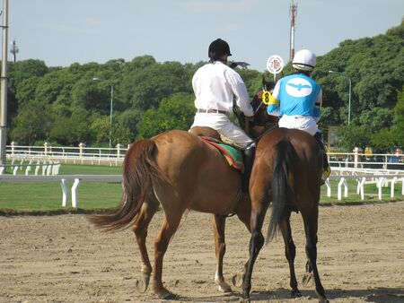 After horse-race