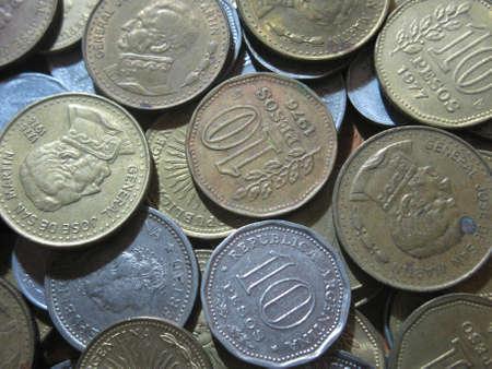 numismatics: Argentinian old coins 98