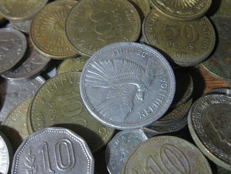 numismatics: Latinamerican numismatics