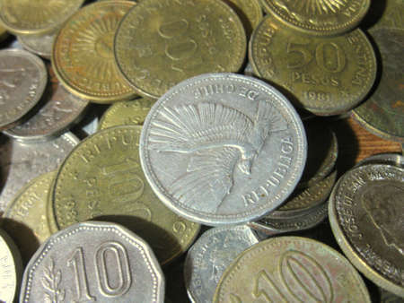 Argentinian old coins 86