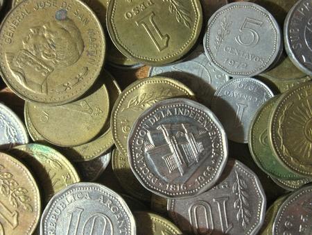oude munten: Argentijnse oude munten 96