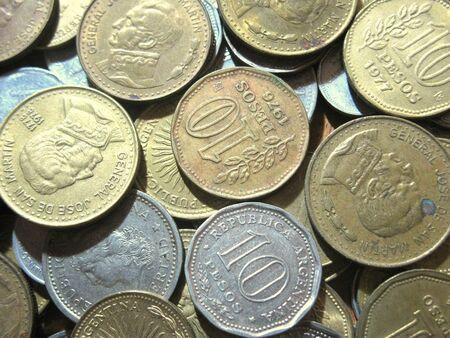 oude munten: Argentijnse oude munten 98 +