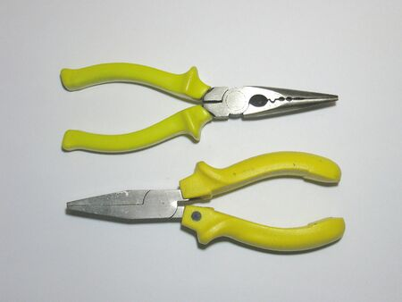 flatnose: Needle-nose and flat-nose plier