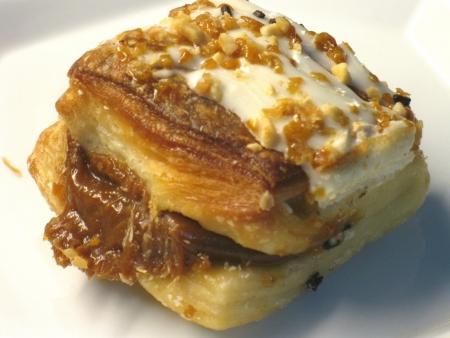 Argentijnse gebak Stockfoto
