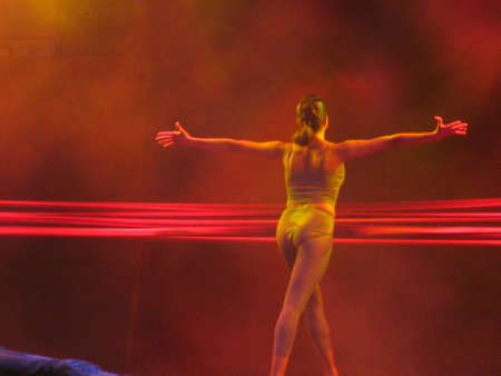 lyrical dance: Ballet dancer