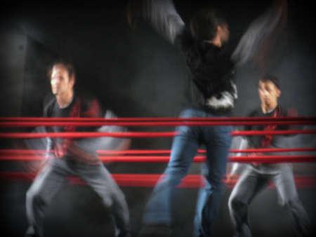 lyrical dance: Male dancers (print style)