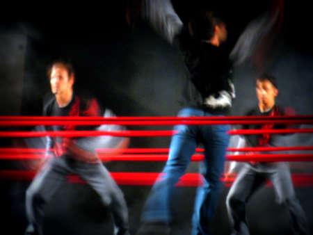 lyrical dance: Male dancers (Lomo style)