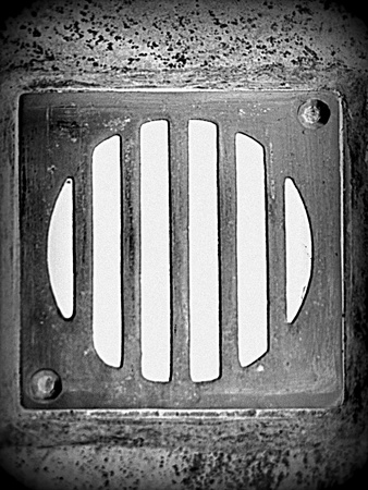 Drain grating  IHHDR  photo