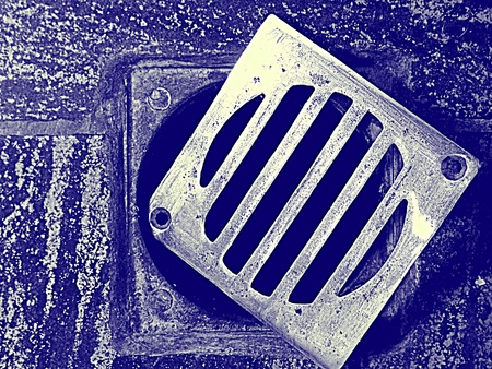 Drain grating  2THDR