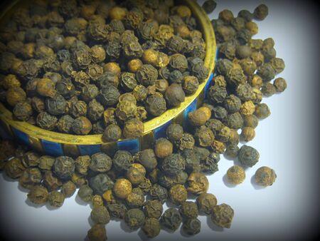 pimienta negra: Granos de pimienta negra