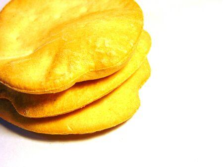 crackers: Galletas Marinos Foto de archivo