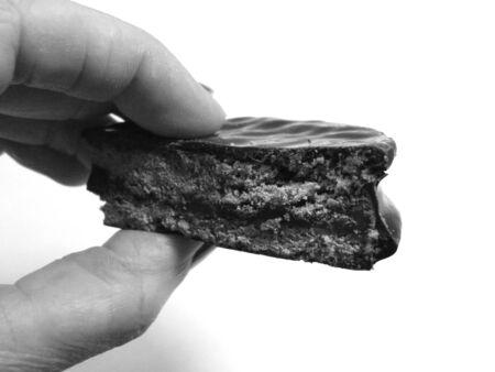 Alfajor snack Stockfoto