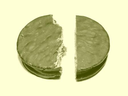 alfajor: Alfajor halfs