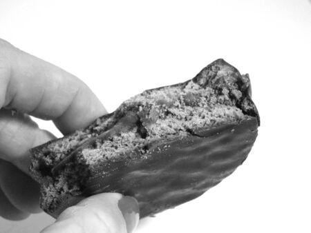 Alfajor snack Stock Photo