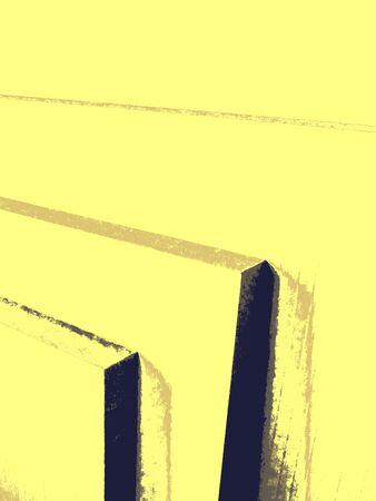 Bitmap abstract art Stock Photo