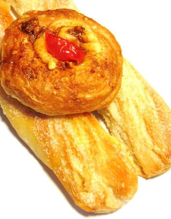 argentinian: Argentinian pastry