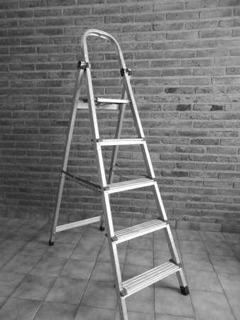 Metallischen Leiter Standard-Bild