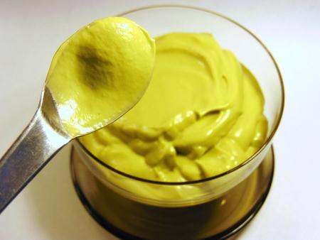 mousse: Avocado mousse