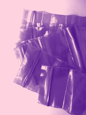 plastic bags: plastic bags