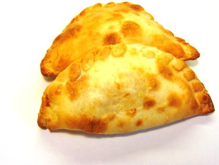 Snack empanada Stock Photo - 89351456