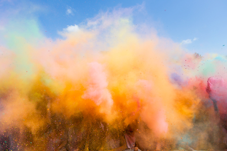 colours: Color Powder