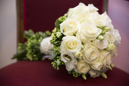 Bruidsboeket Stockfoto