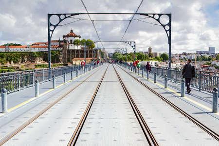 urbanscape: Bridge over Porto