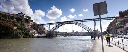 urbanscape: Porto city scape Stock Photo
