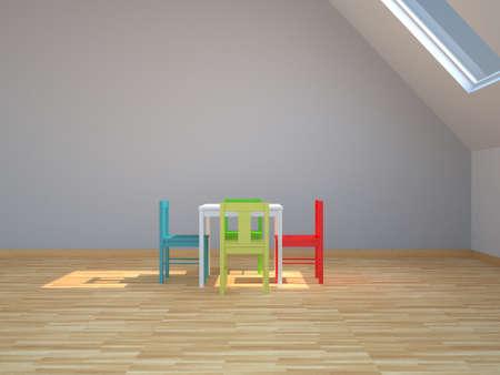 babyroom: Playroom