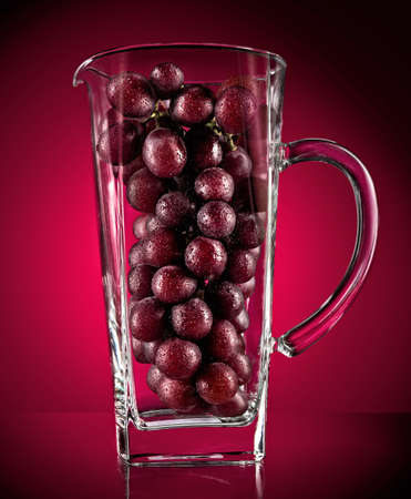and grape juice: Grape juice unusual