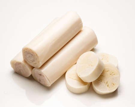 Palmetto ingrédient, repas à faible teneur en calories typique du Brésil Banque d'images - 21160301
