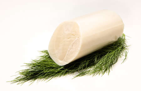 palmetto: Palmetto ingredient, low calorie meal typical of Brazil Stock Photo