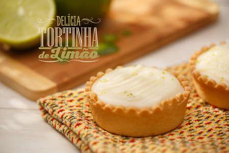 lemon pie: tarta de limón