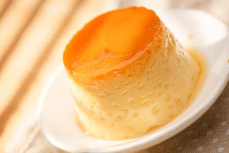 mleka: Budyń, deser Zdjęcie Seryjne
