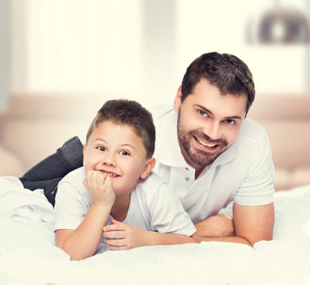 fathers day: To and son for Fathers Day