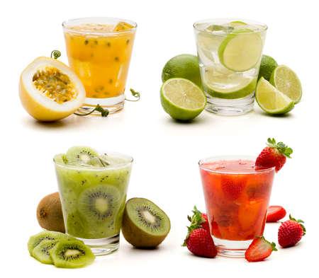 Mojitos cocktail, delicious summer drink