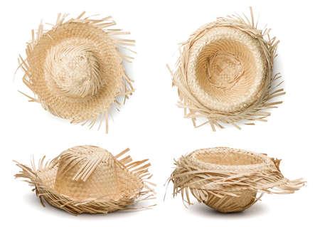 sombrero: Sombrero para el festival de junio Foto de archivo