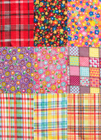 Typical fabric for June Festival